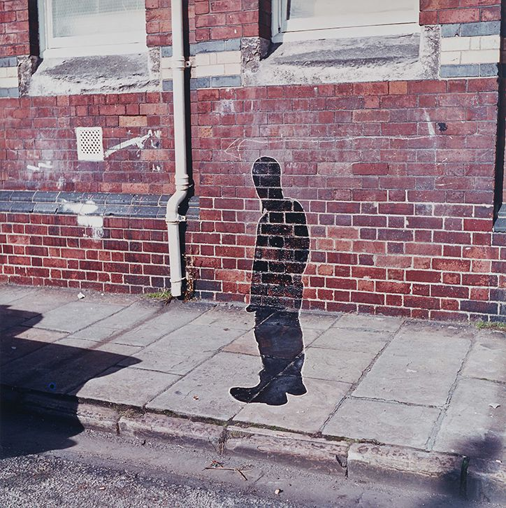 Portrait of the Artist as a Shadow of his Former Self, 1969-72