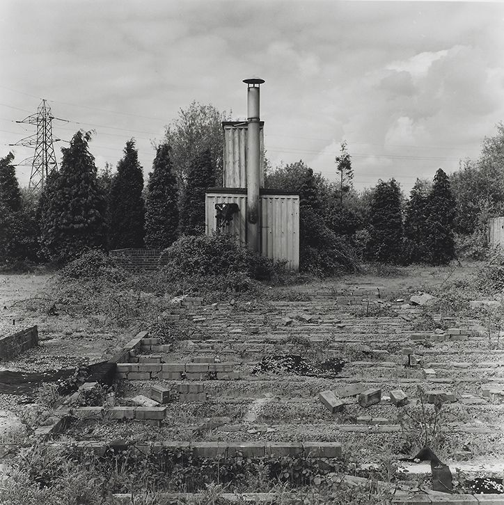 Abandoned Sites, 1980