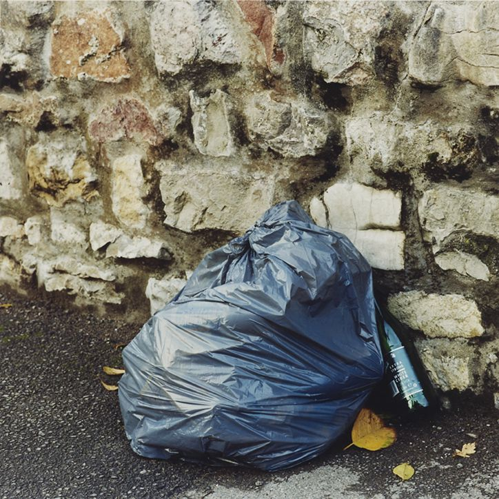 Plastic Bags (Monday Morning), 1990